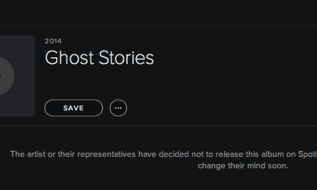 how to see messagse in new spotify