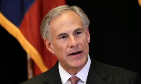 Greg Abbott, Texas
