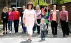 Elaine C Smith launches Yes Scotland's Mums for Change