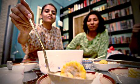 Home cooking in Mumbai with Gypsy Kitchen.