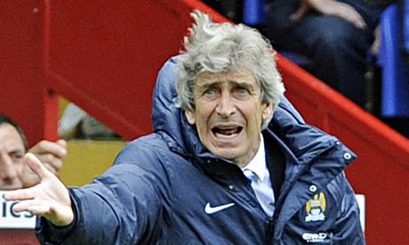 manchester city manager