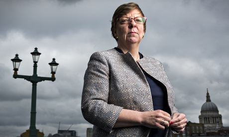 Alison Saunders, director of public prosecutions.