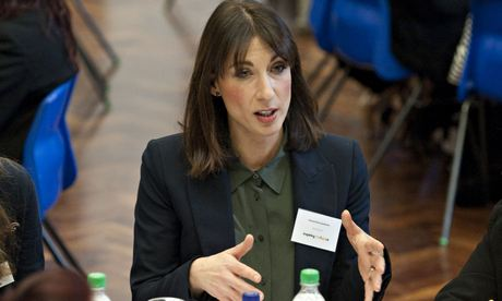Samantha Cameron at the National Inspiring Women campaign