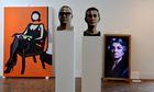 Artist Julian Opie Exhibition Opens In Bath