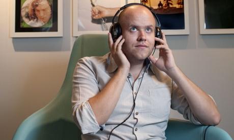 Spotify chief executive Daniel Ek has a few headaches to deal with.