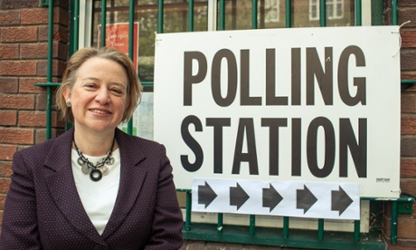 Natalie Bennett in Somers Town
