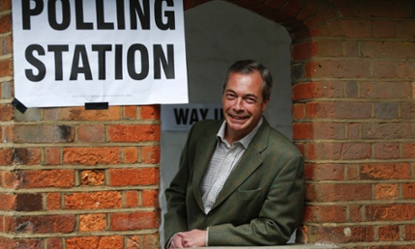 Farage in Cudham