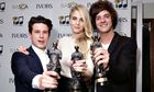 London Grammar at the Ivor Novello Awards