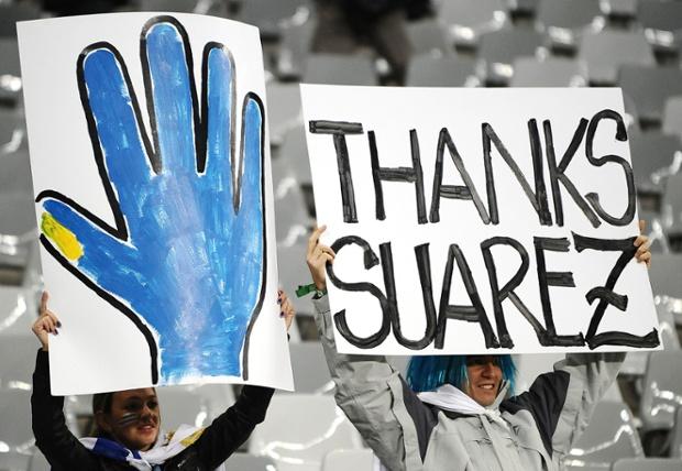 Thank you Suarez