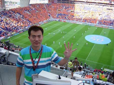 Huang Jiangxiang on Youtube