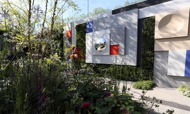 RNIB chelsea garden 1