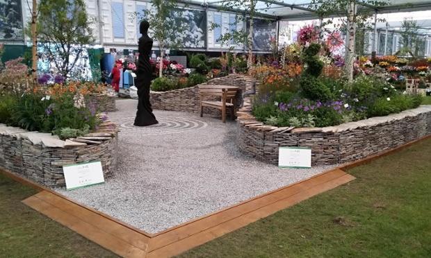 Streetscape garden