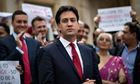 Ed Miliband, local council and European elections