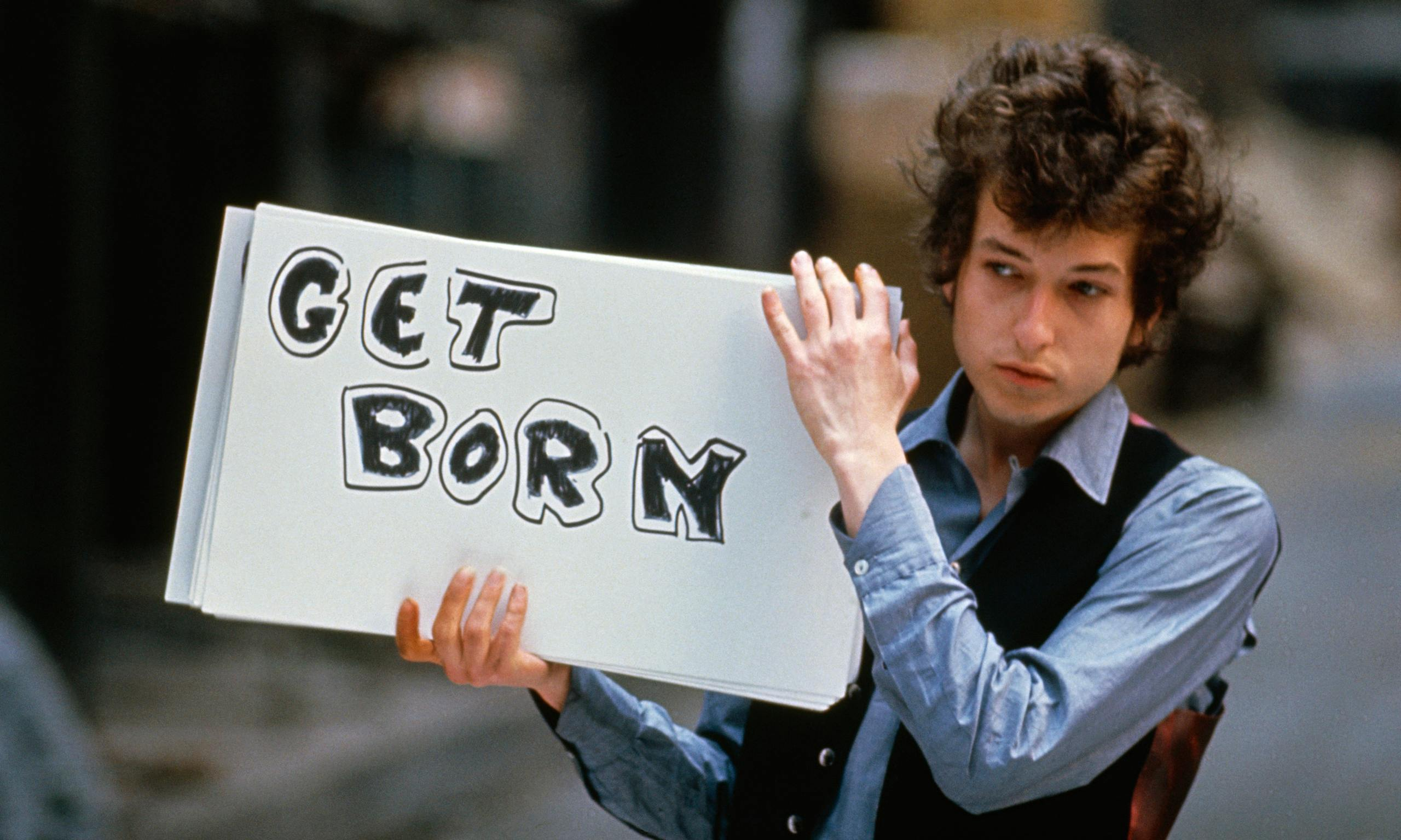 Bob dylan 1965 a picture from the past art and design for The dylan