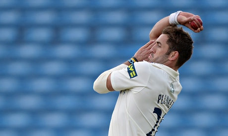 Yorkshire's Liam Plunkett is expected to play a key role in the side's county championship campaign