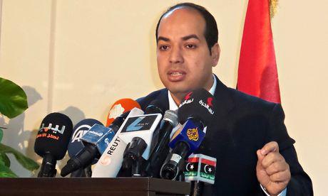 Libya's Prime Minister Maiteeq