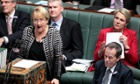 Jenny Macklin and the labor frontbench