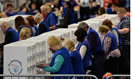 The Northern Ireland count