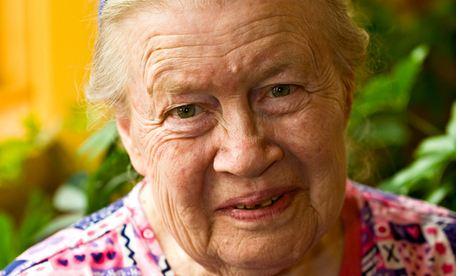 Ruth Ziolkowski in 2009.