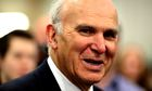 Vince Cable in China