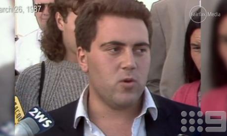 Joe Hockey aged 22