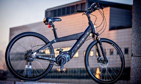 Bike blog: Visiobike
