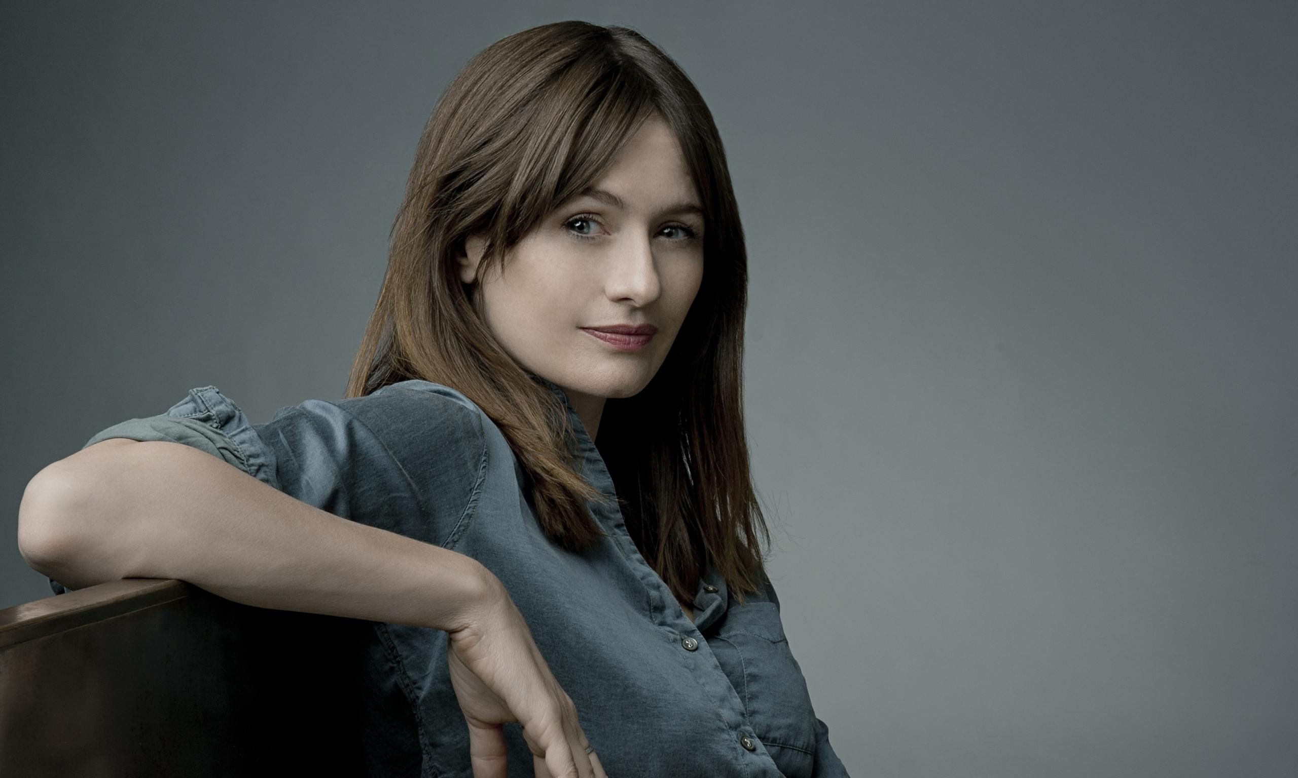 Emily mortimer why i still feel shame about going to work