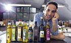 Yottam Ottolenghi test olive oil