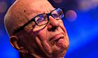 Wall Street Journal CEO Rupert Murdoch