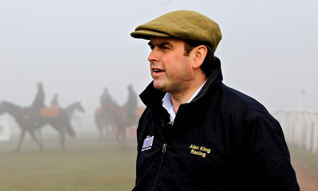 Barbury Castle-based trainer Alan King, who helped Craig Brazier win £1.3m on the Scoop6 bet