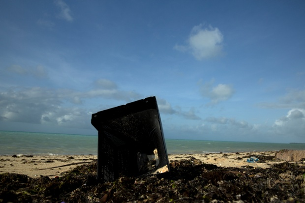 In November 2011 Kiribati lost all TV coverage