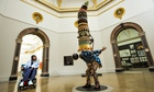Yinka Shonibare pokes fun at bankers with new work at Royal Academy