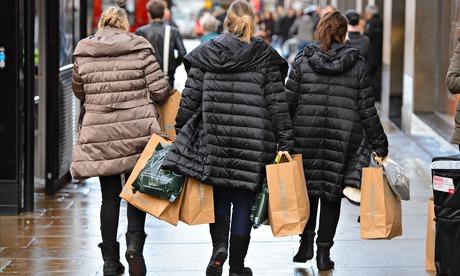 shoppers women oxford street