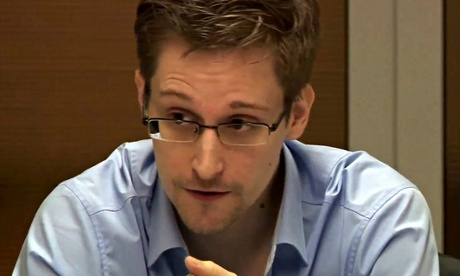 Edward Snowden Meets With German Green Party MP Hans-Christian Stroebele