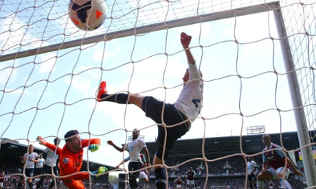 Kane own goal