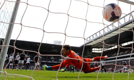 Downing goal