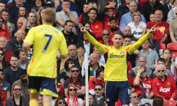 Sunderland goal