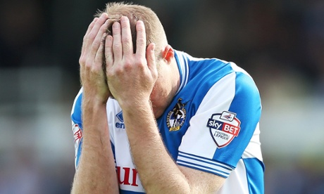 After nearly a century in the Football League, Bristol Rovers bowed out with a 1-0 home defeat to Mansfield.