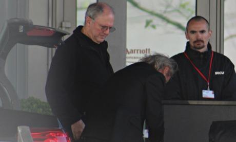 Bilderberg conference: Craig Mundie