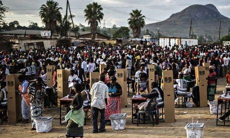 Ndirande vote in Malawi elections