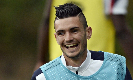 France midfielder Rémy Cabella has been linked to a move to Newcastle United from Montpellier