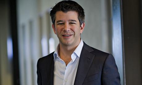 Travis Kalanick Uber Technologies CEO Interview