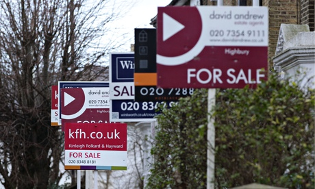 The average home in London costs as much as three homes in the rest of Britain.
