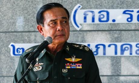 General Prayuth