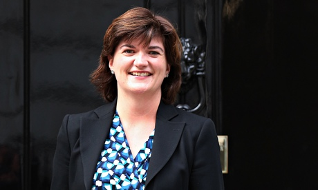 Nicky Morgan, Financial Secretary to the Treasury, said the 'revolving door' for civil servants had