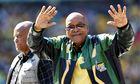 South Africa's president, Jacob Zuma