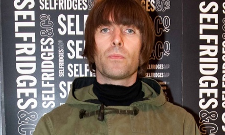 Liam Gallagher's duffle coat