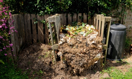 The cheapest form of compost bins are those created from recycled wood.