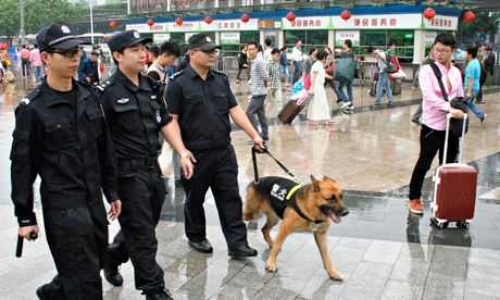 Windwing - Terrorism In China: The Global Dimension