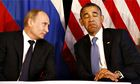 US President Barack Obama meets with Russian President Putin in Los Cabos
